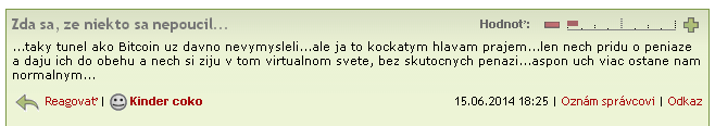 hater comment