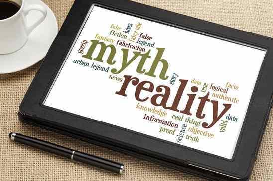mýty a realita kolem bitcoinu