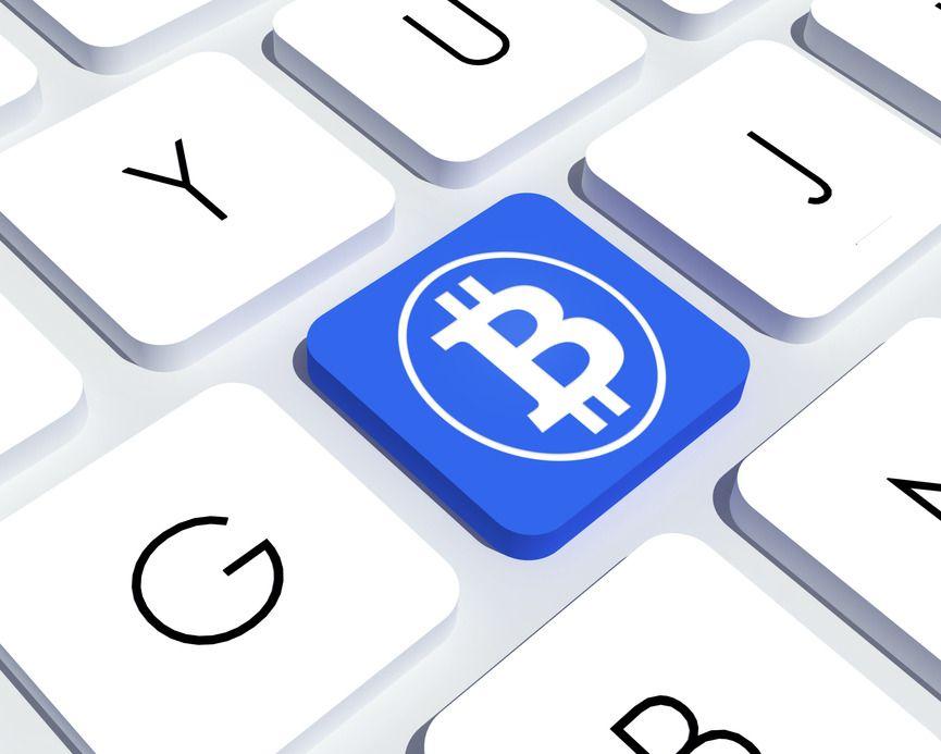 platba bitcoinem