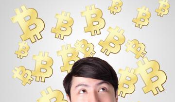 padá bitcoin