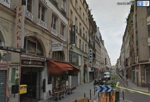 Dům bitcoinu v Paříži