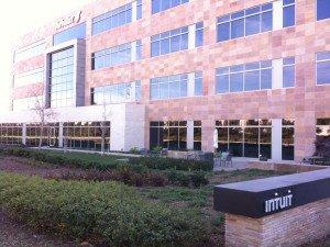 Sídlo firmy Intuit