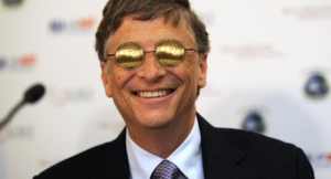 Bill Gates podporuje bitcoin
