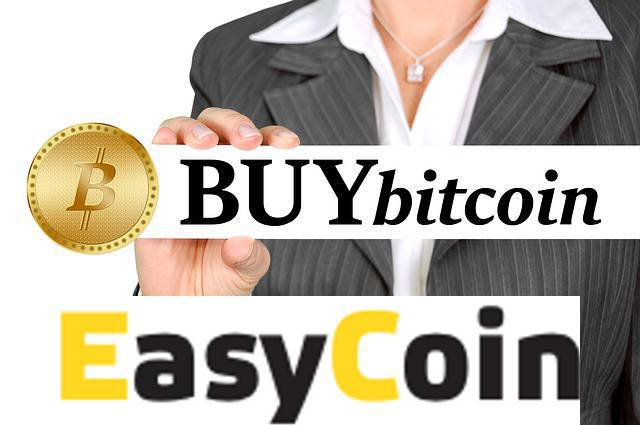 Buy bitcoin with easycoin