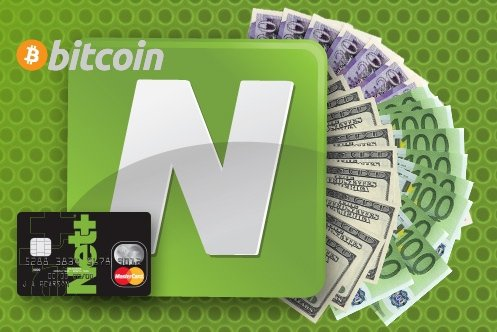 Neteller přijímá bitcoin