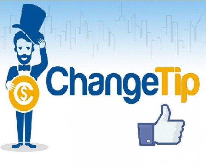 ChangeTip - donátorství