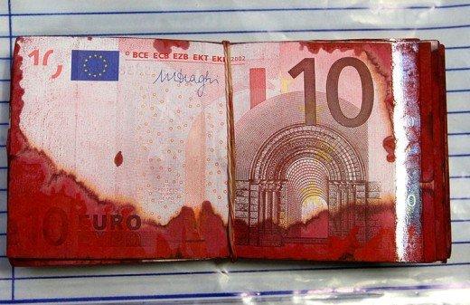 euro padá bitcoin roste