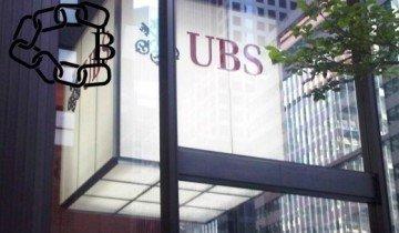 UBS bude zkoumat blockchain