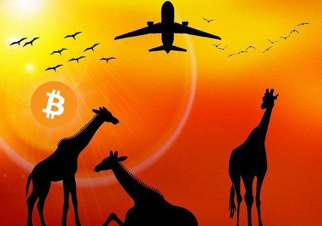 bitcoin a afrika
