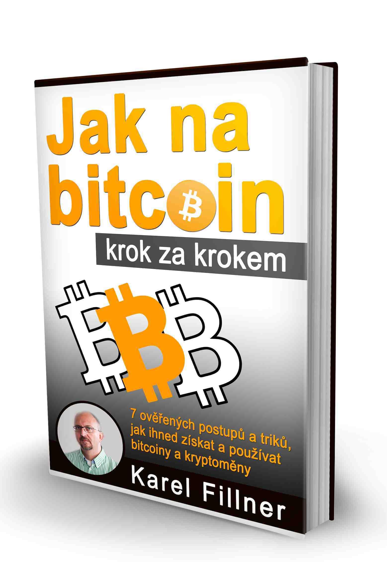Jak začít s bitcoinem e-book zdarma