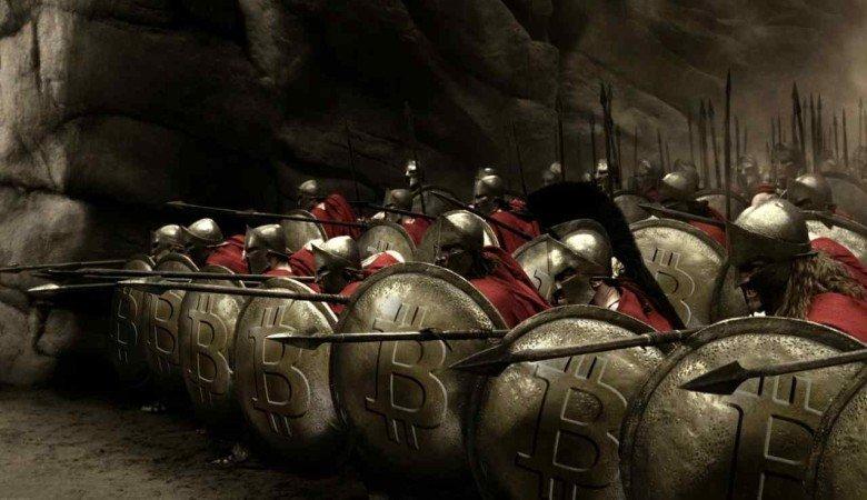 kurz bitcoinu 2015