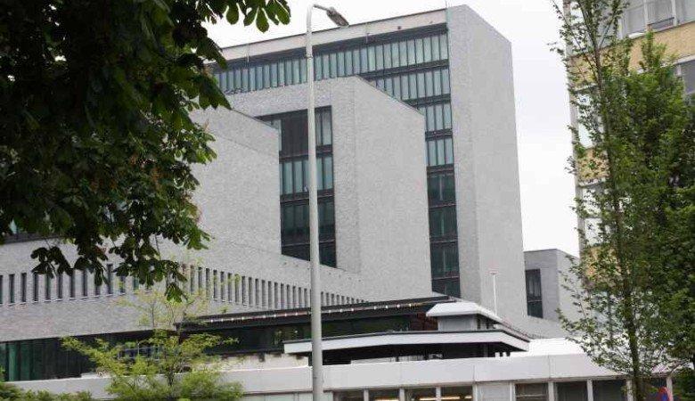 ústředí Europol - Haag