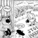 Kurz bitcoinu – analýza. Býci a medvědi čekají na jüan
