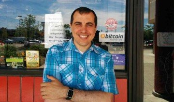 Andreas Antonopoulos Prague