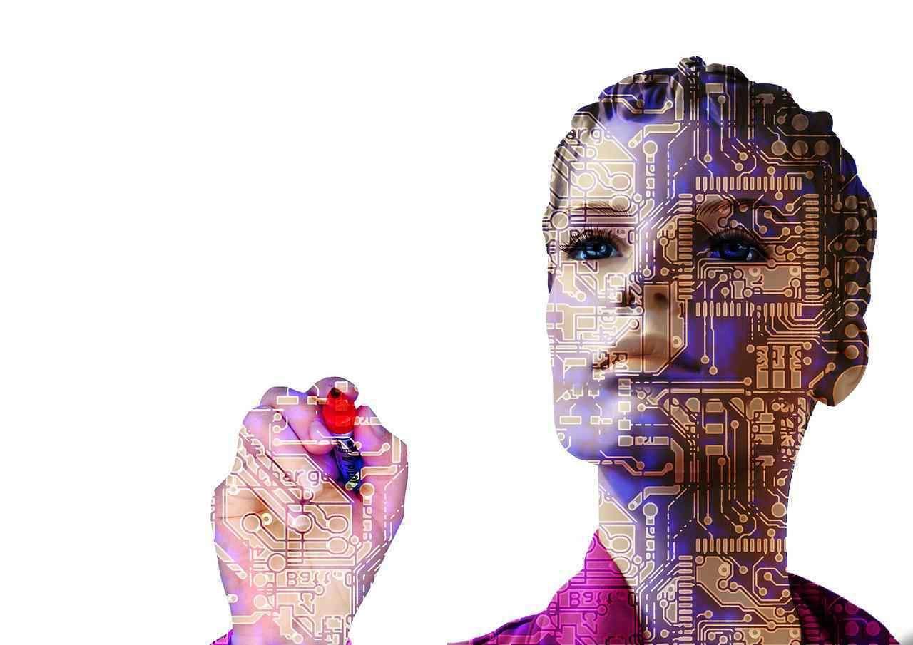 roboti a blockchain