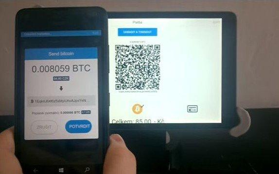 bitcoin a EET