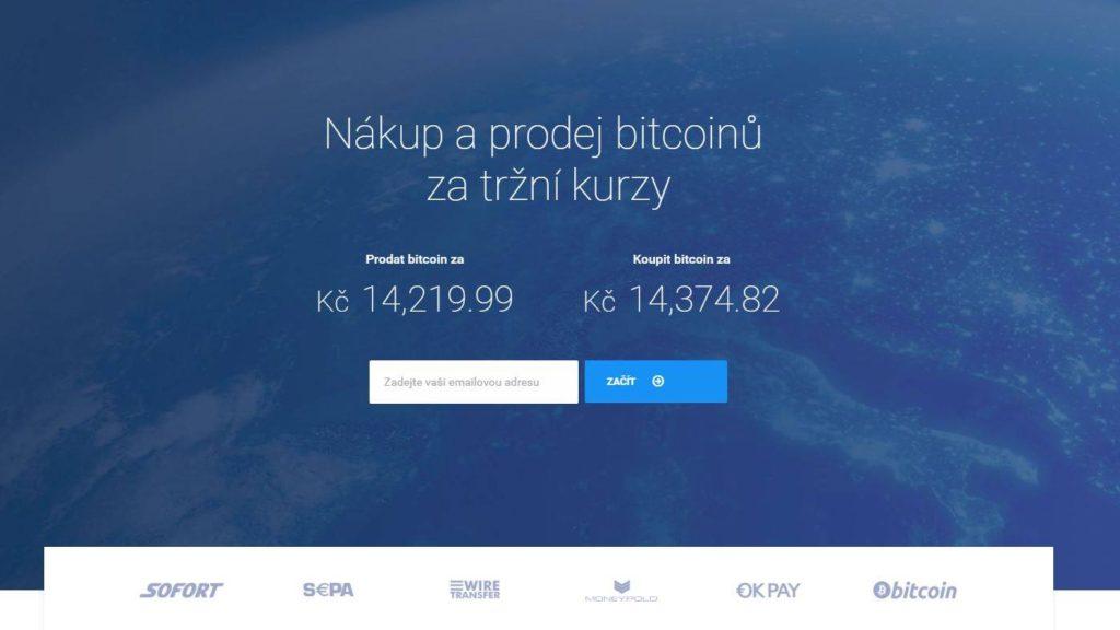 coinmate bitcoin burza