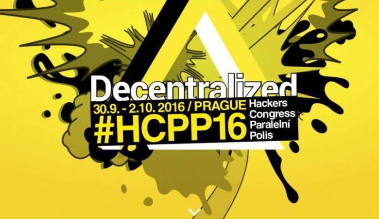 Hackers congress 2016 Praha