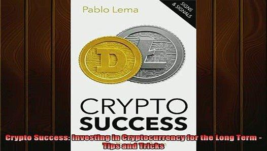 kniha krypto úspěch