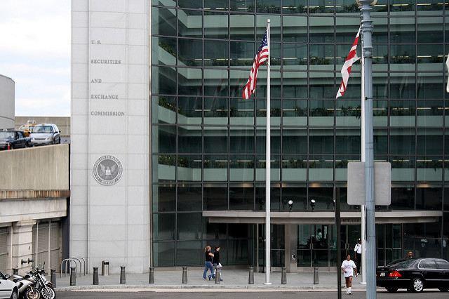 SEC americká komise pro cenné papíry