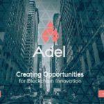 Adel – inkubátor pro blockchainové projekty