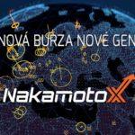 Hledáte ideální bitcoinovou burzu? Přichází NakamotoX