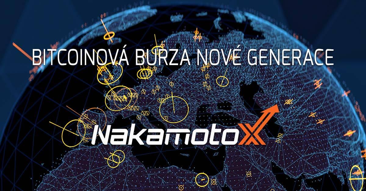 nová burza nakamotox