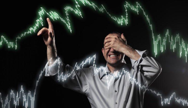 bitcoin růst a pád