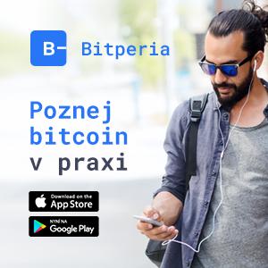 Aplikace Bitperia zdarma