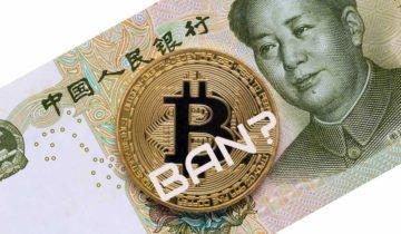 zákaz bitcoinu v Číně