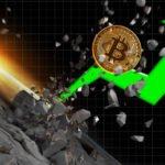 Kurz bitcoinu – analýza. Po odrazu pomalu nahoru