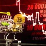 Kurz bitcoinu – analýza. Směrem dolů je ještě místa dost