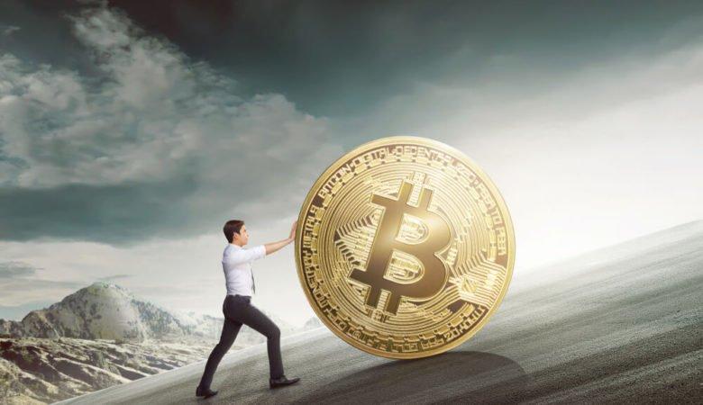 kurz bitcoinu květen 2018
