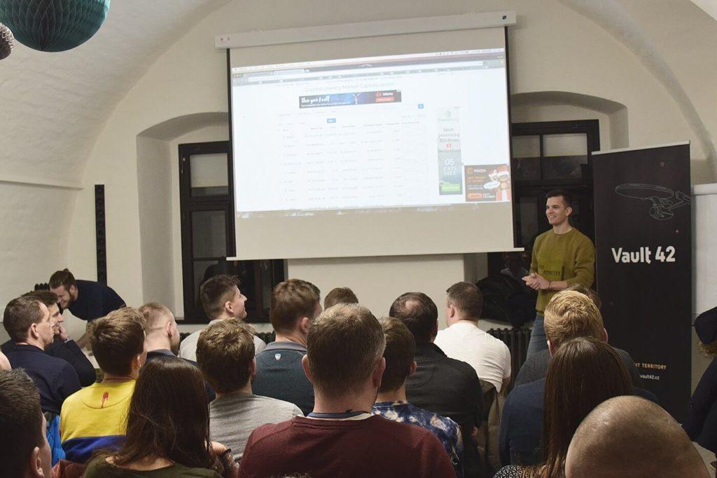 přednáška o kryptu Tomáš Zdražil