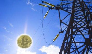 kolik energie spotřebuje těžba bitcoinu
