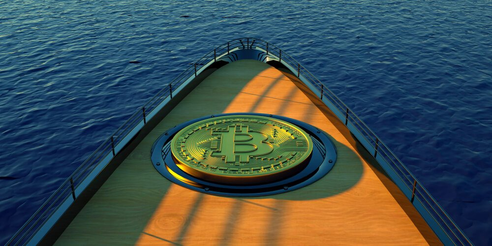 velké peníze bitcoin
