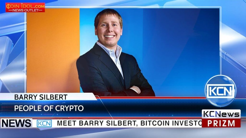 Barry Sillbert, Digital Currency Group & Grayscale Investments