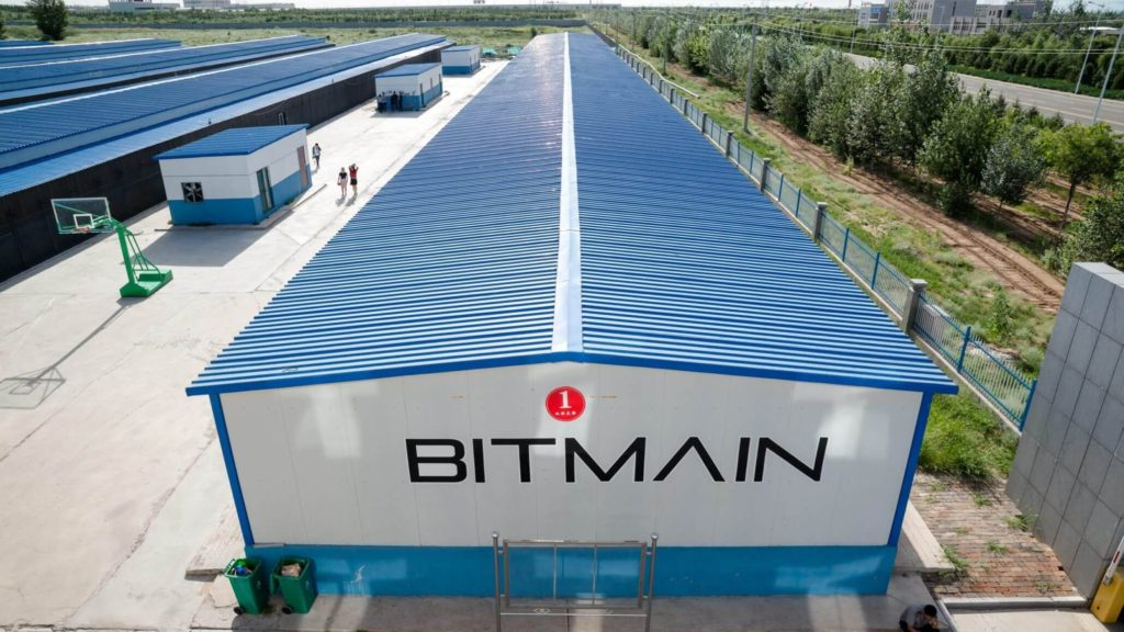 Bitmain je také investor