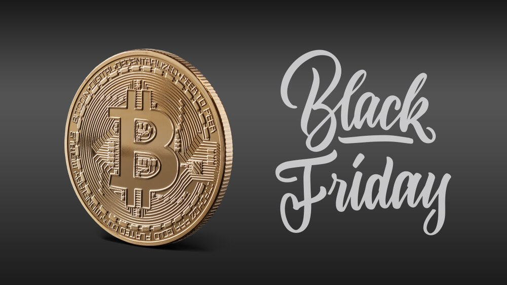 black friday bitcoin sleva