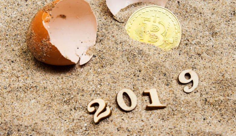 Bitcoin nový rok 2019