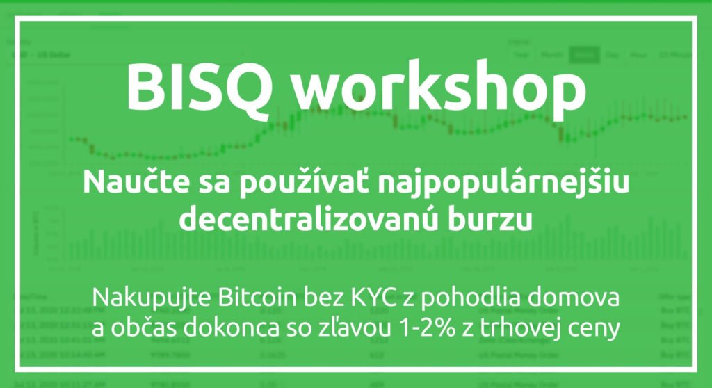 BISQ burza workshop