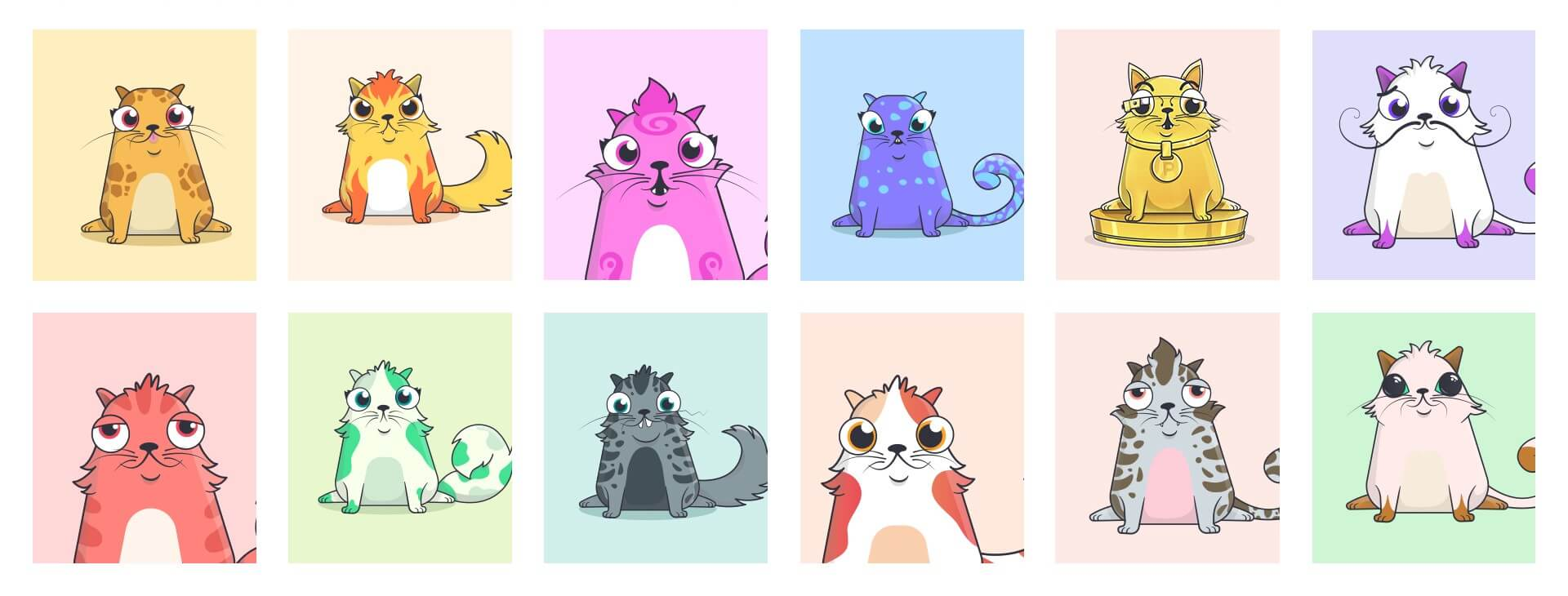 NFT cryptokitties